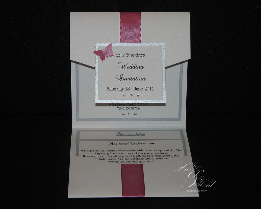 Pocket Fold Invites as best invitations example